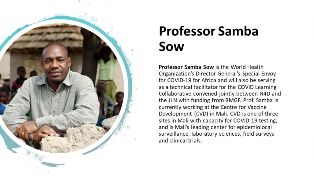 Professor Samba Sow