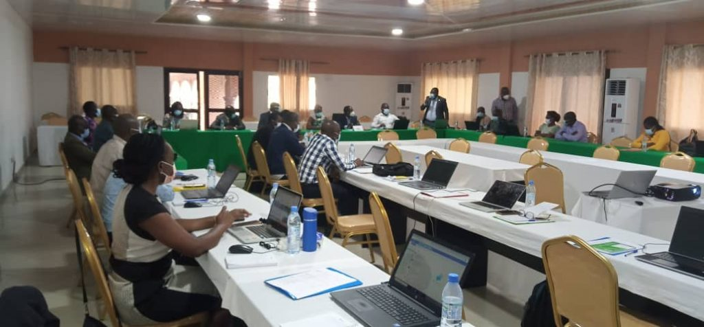 WORKSHOP TO VALIDATE THE NATIONAL COMMUNITY HEALTH POLICY DOCUMENT (PNSC) COTE D'IVOIRE