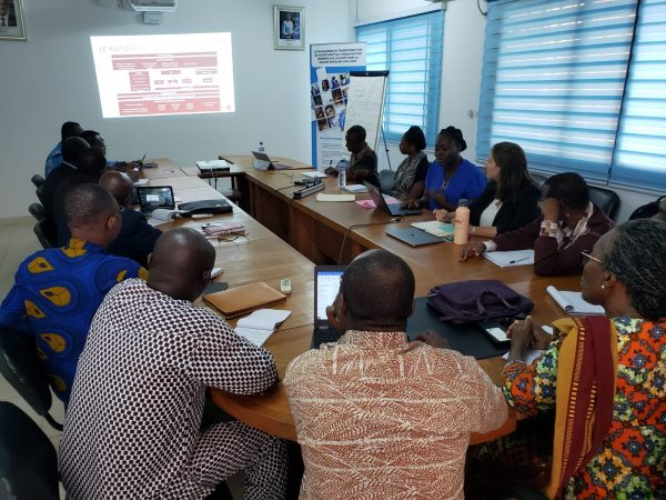 The Accelerator led a scoping trip to Lome, Togo from October 21-25, 2019 to consult with a broad range of health systems stakeholders